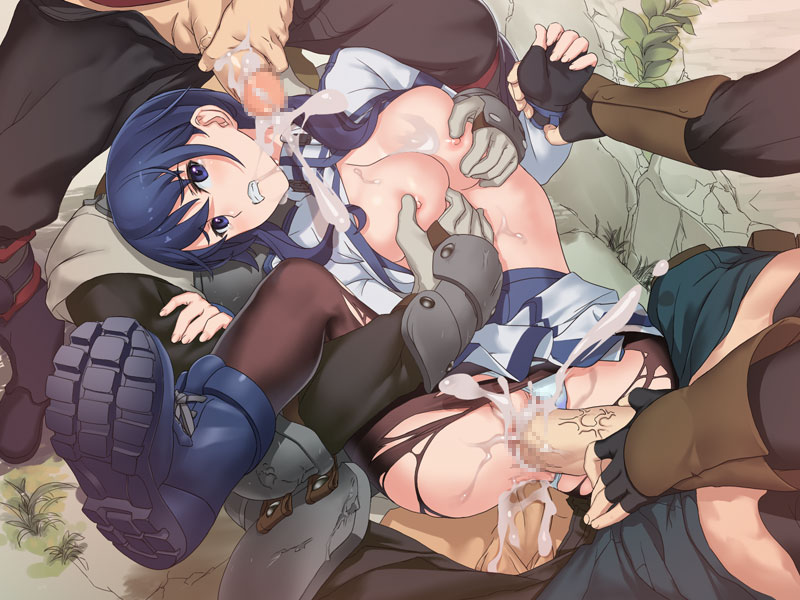 no hai grimgar gensou ass to Molly and the big red couch