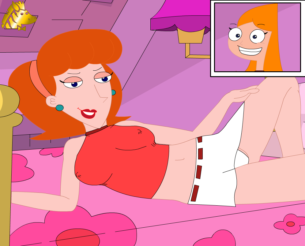 ferb candace nude and phineas Trials in tainted space bestiary