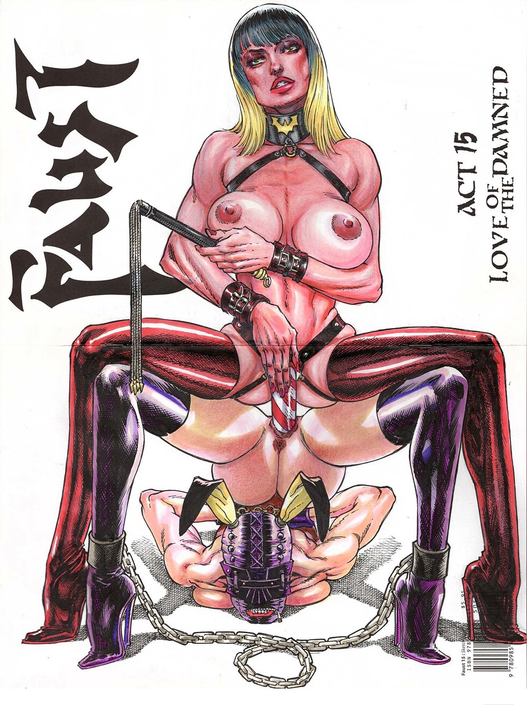 out get vault how the of to yunobo Male to female transformation porn comic