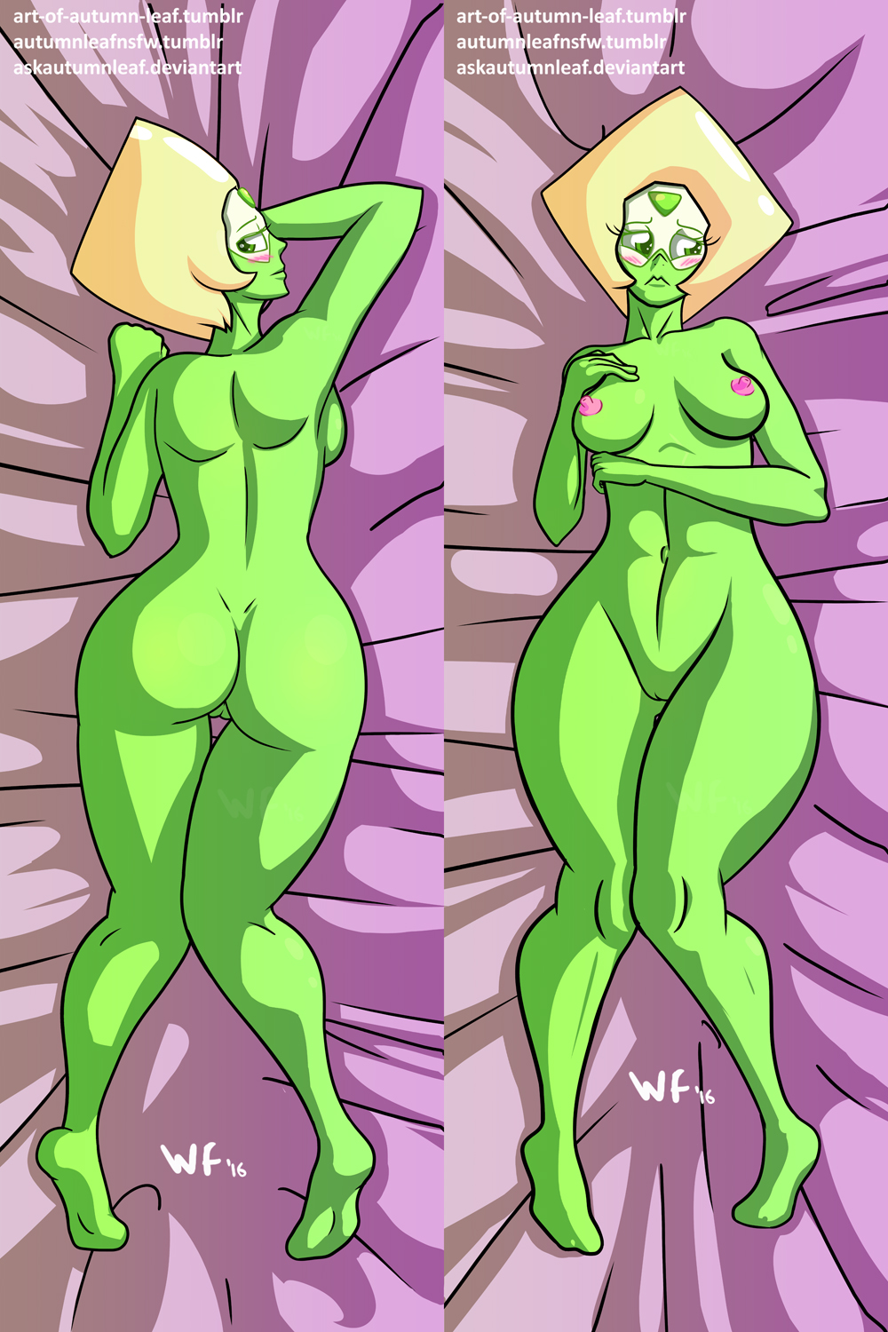 peridot steven universe Bloodstained ritual of the night bunny morphosis