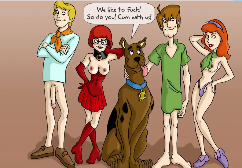 velma scooby nude doo scooby Amzing world of gumball porn