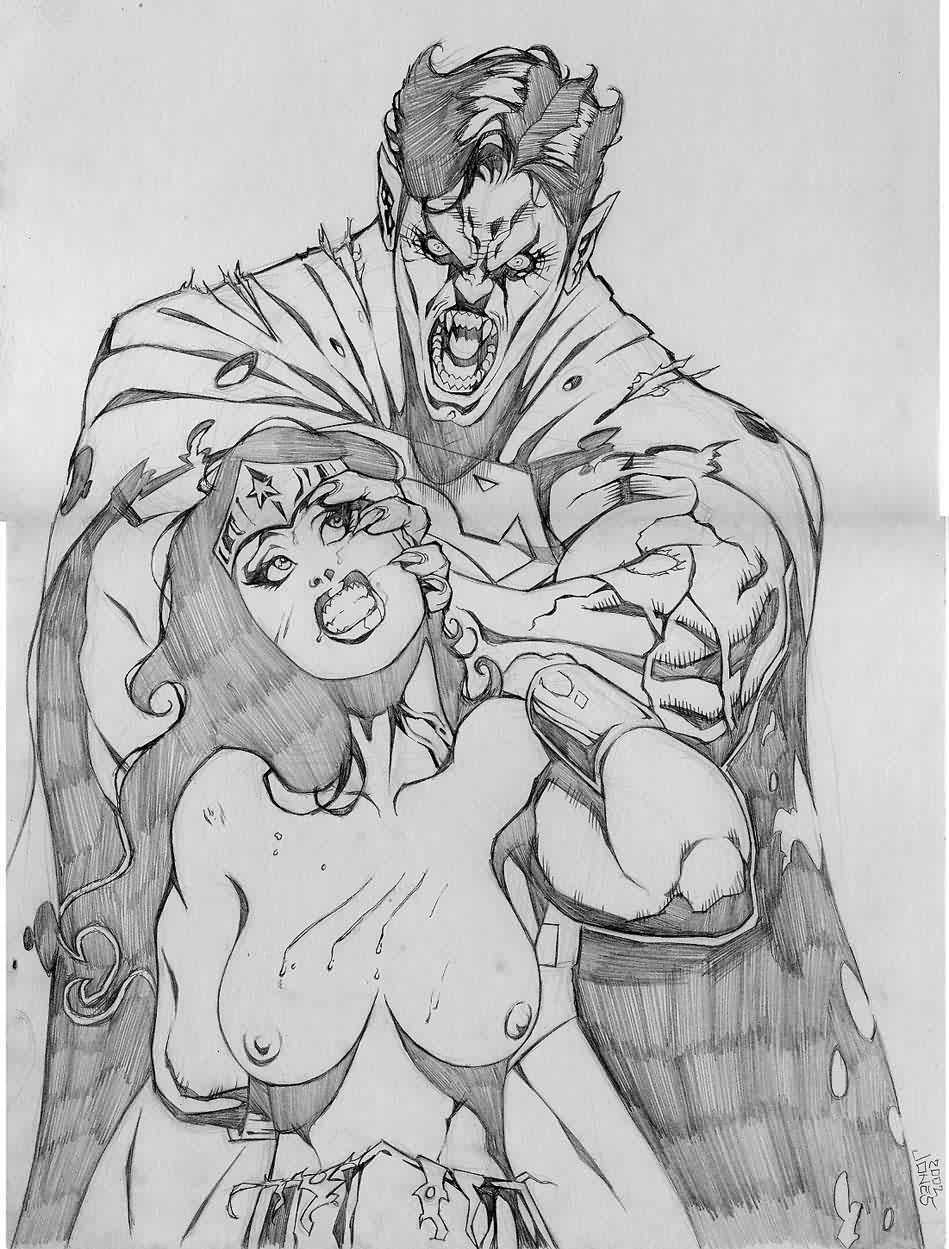 wonder superman and woman xxx Blixer just shapes and beats