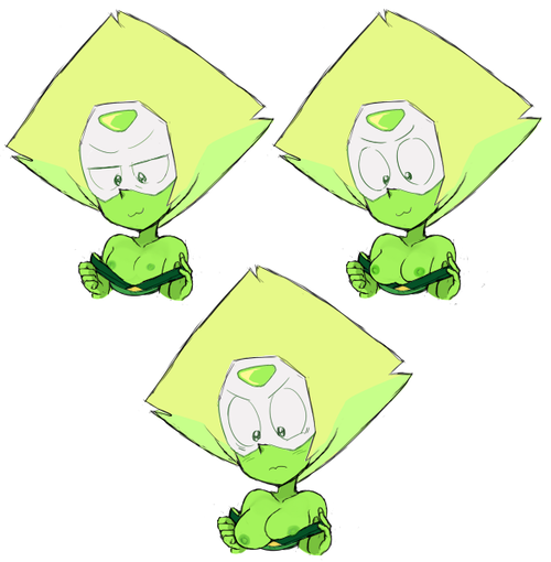 universe peridot steven Is gowther male or female