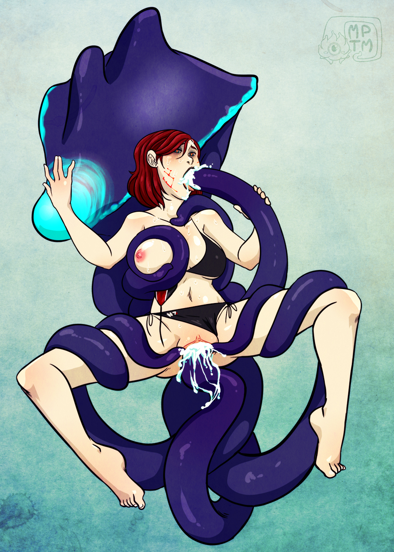 tentacle monster pet hentai foundry my Dial m for monkey huntor