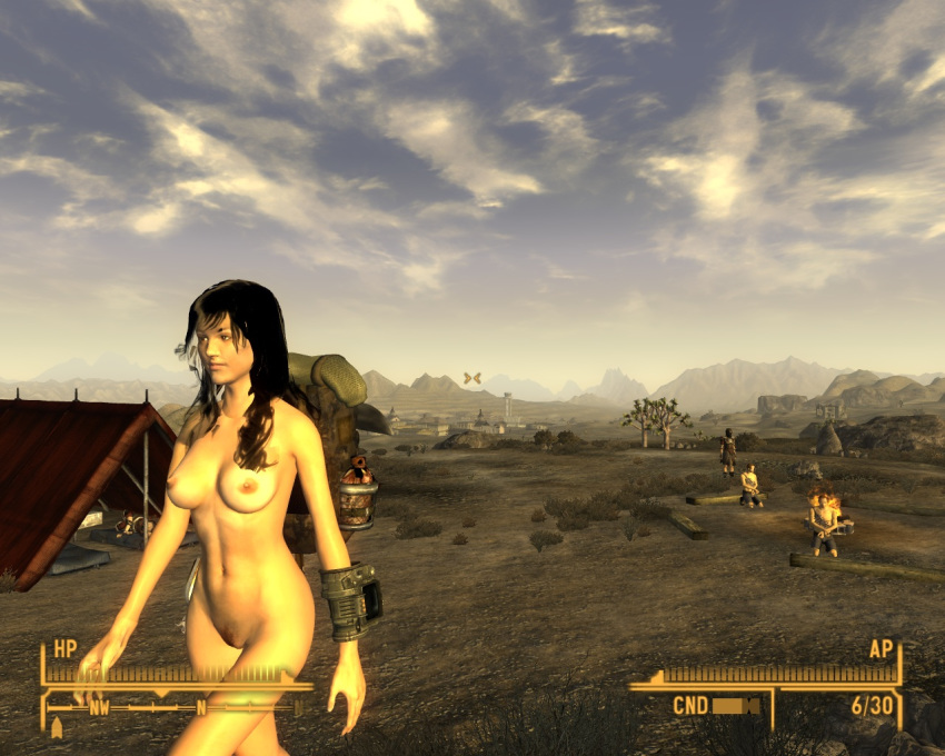 fallout vegas new Breath of the wilds hentai