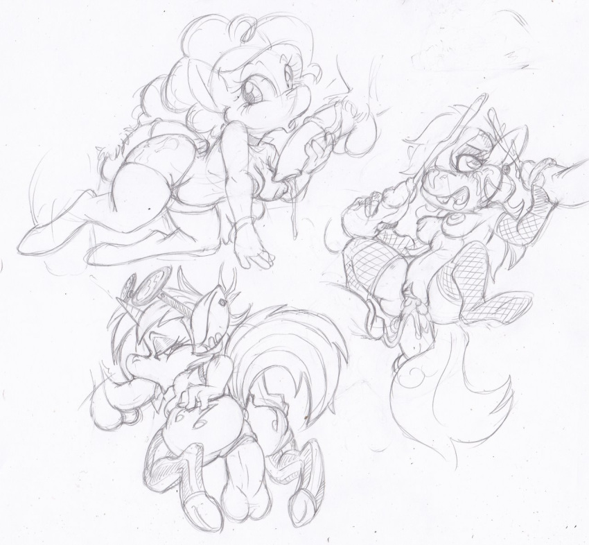 pie pinkie rainbow vs dash The devil is a part timer nude