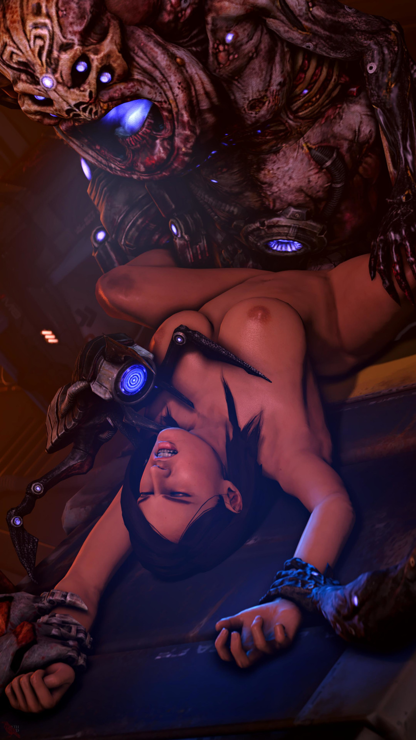 cora andromeda mass porn effect Into the spider verse