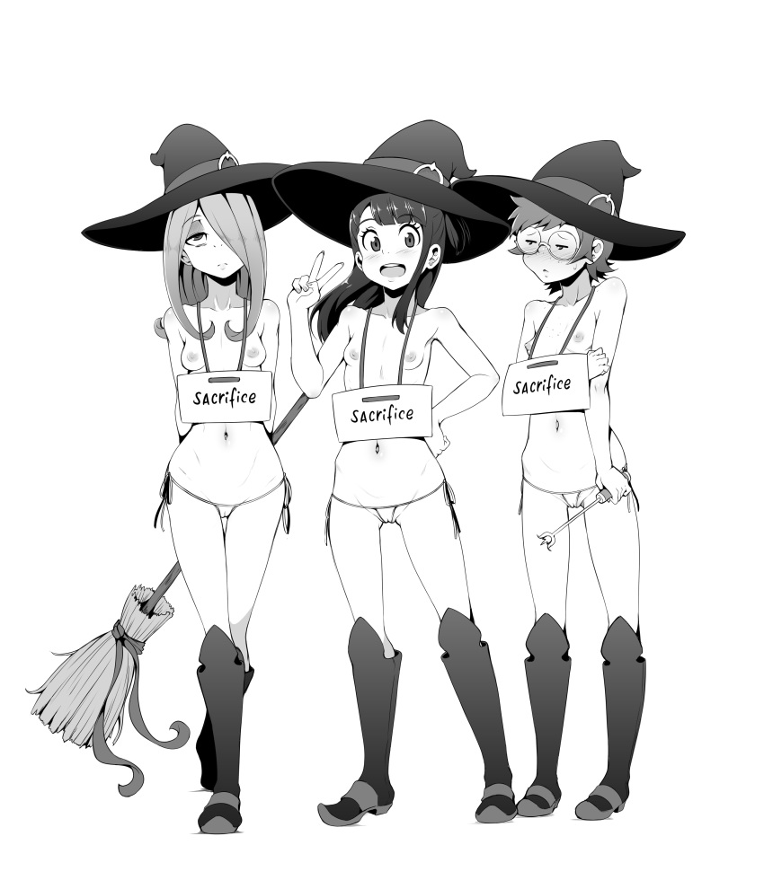 hentai academia sucy little witch Who is max goof's mother