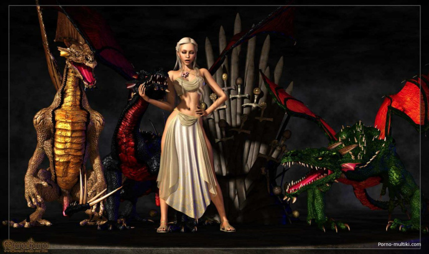 thrones nude daenerys targaryen game of Bloodstained ritual of the night dominique