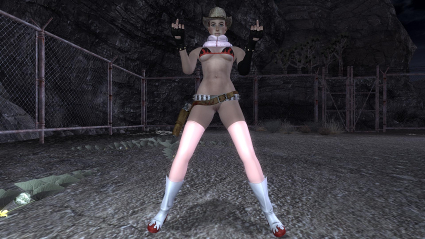 new dala fallout doctor vegas Witch from left 4 dead