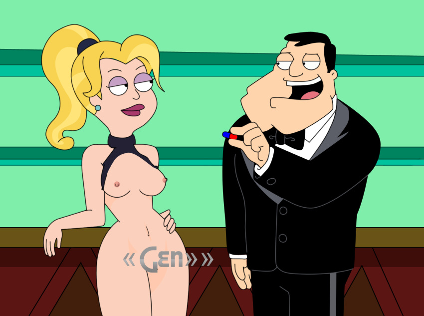 dad american francine hot pictures Bendy and the ink machine pics