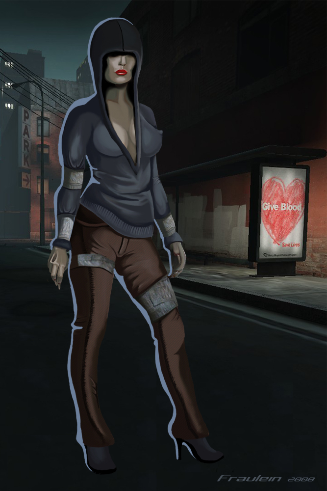 for 2 left dead witches Kansen 5: the daybreak