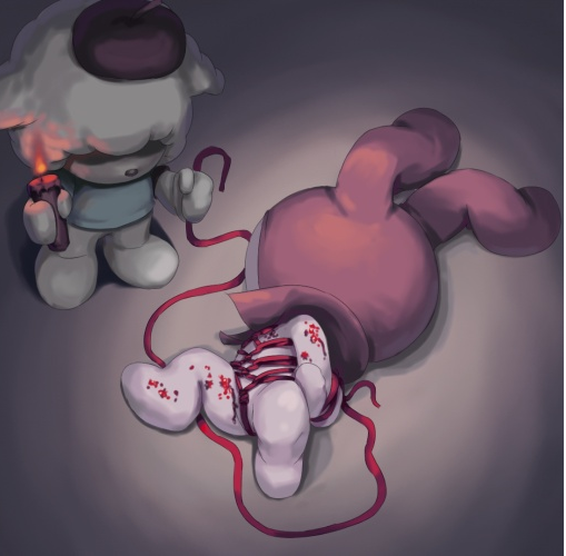 at portia time ginger my Five nights at candy's 3 monster rat