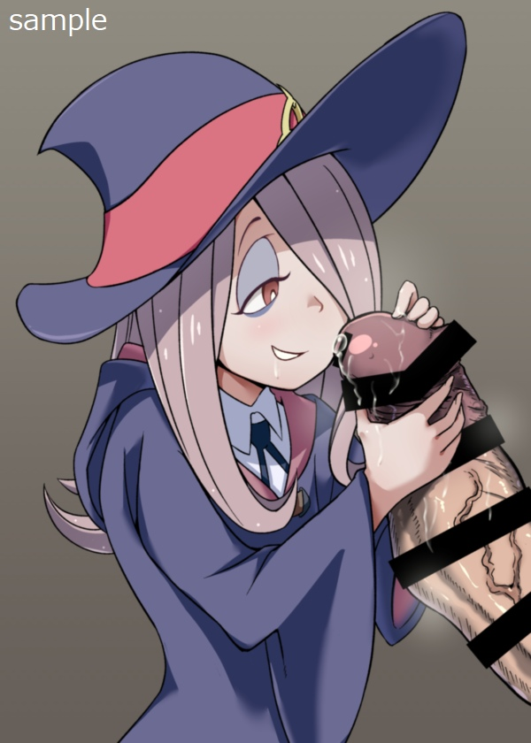 academia little hentai sucy witch Naked girls from amazing world of gumball